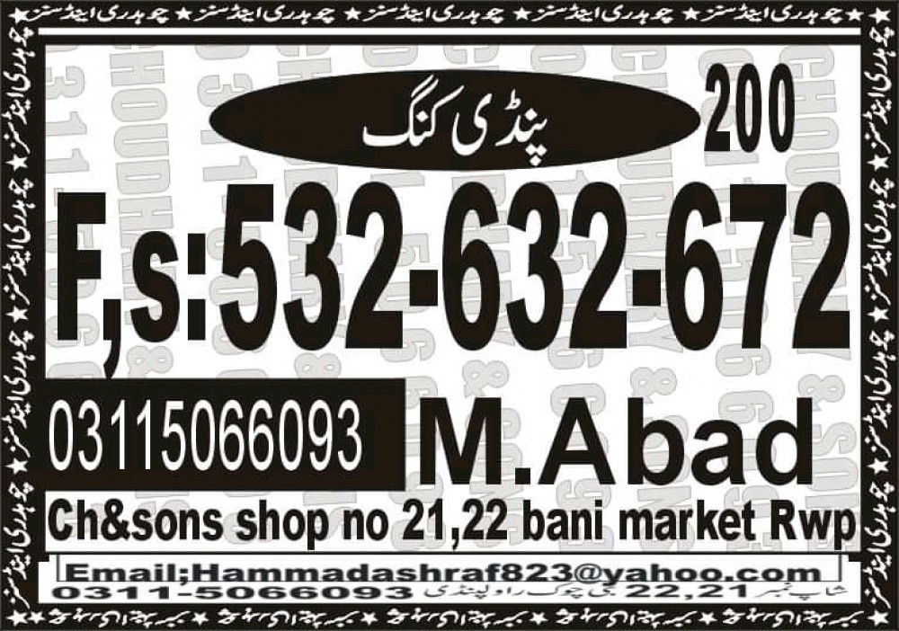 Choudhary & Sons VIP Guess Papers